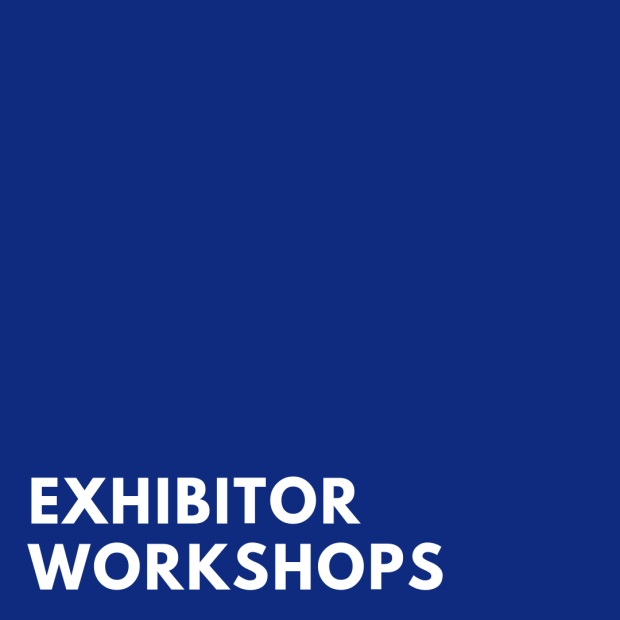 exhibitor workshops