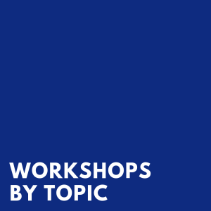 workshops by topic