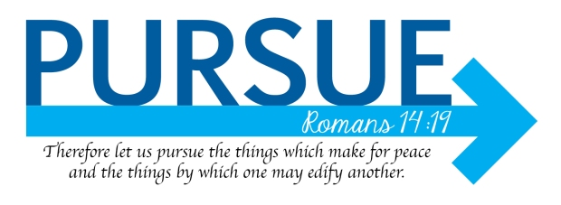 Pursue Logo